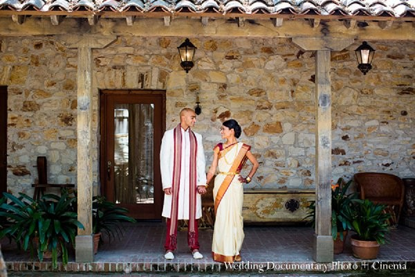 Portraits in Carmel, CA Indian Wedding by Wedding Documentary Photo + Cinema
