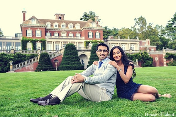 Engagement in Somerset, NJ Engagement Session by House of Talent Studio