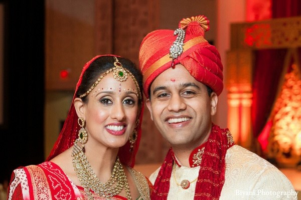 Ceremony in Dallas, Texas Indian Wedding by Biyani Photography