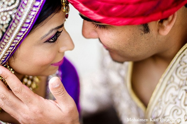 Portraits in Edison, NJ Indian Wedding by Mohaimen Kazi Photography