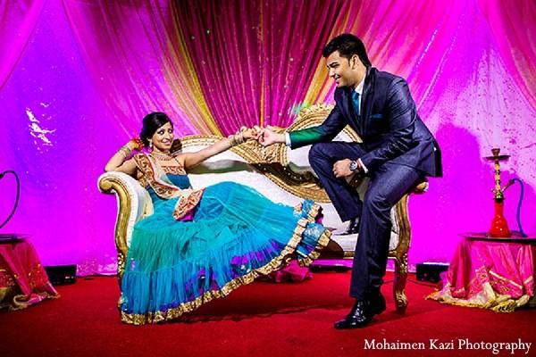 Reception In Edison NJ Indian Wedding By Mohaimen Kazi Photography