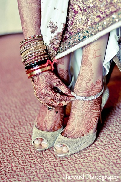 Shoes in Itasca, IL Indian Wedding by Harvard Photography