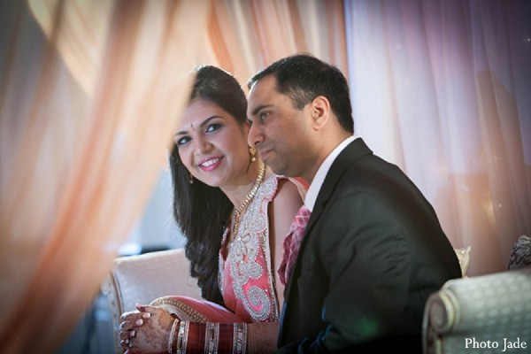 Reception in Calabasas, CA Indian Wedding by Photo Jade