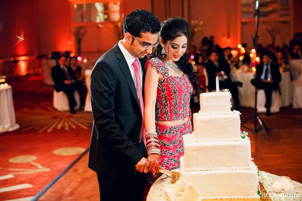 Reception in Hauppauge, NY Indian Wedding by Events Capture
