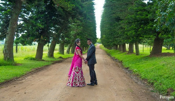 Portraits in Ballitoville, South Africa Indian Wedding by Fotojen