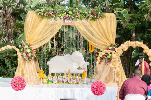 South Indian Wedding Decoration Ideas: Ballitoville, South Africa Indian Wedding By Fotojen