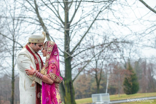 Portraits in Long Island, NY Indian Wedding by KSD Weddings