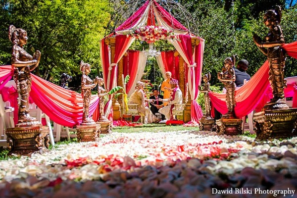 Fremont CA Indian Wedding By Dawid Bilski Photography