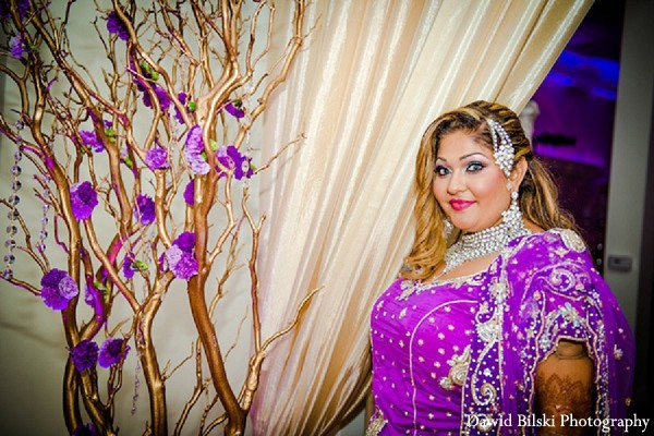 Reception in Fremont, CA Indian Wedding by Dawid Bilski Photography