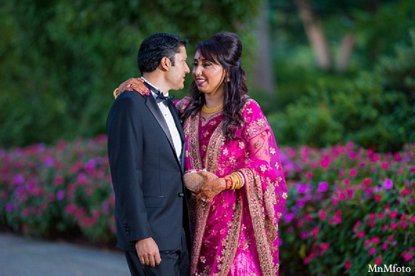 Portraits in Dallas, TX Indian Wedding by MnMfoto