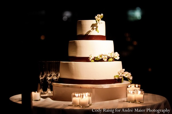Cakes and treats in New York, NY Indian Fusion Wedding by André Maier Photography