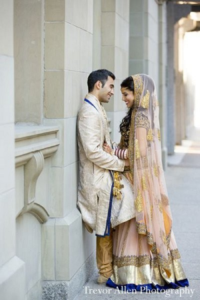 Portraits in Halifax, Nova Scotia Indian Wedding by Trevor Allen Photography