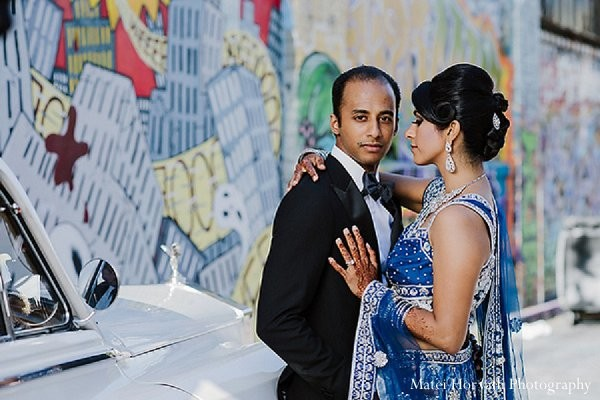 Portraits in San Francisco, CA Indian Wedding by Matei Horvath Photography