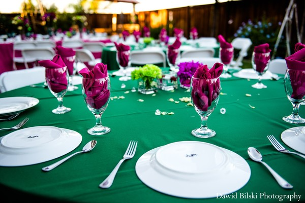 Floral and decor in Brentwood, CA Mehndi Celebration by Dawid Bilski Photography