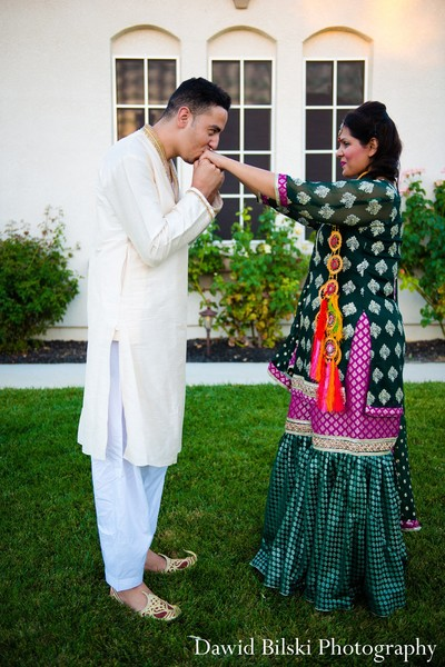 Portraits in Brentwood, CA Mehndi Celebration by Dawid Bilski Photography