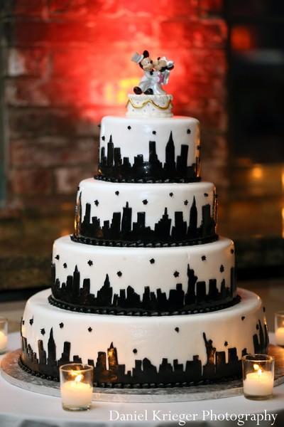 nyc themed wedding cakes new york ny indian wedding by daniel krieger photography 17953