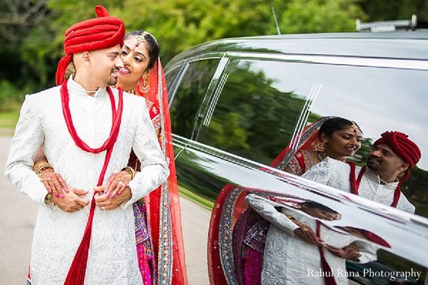 Portraits in Bartlett, IL Indian Wedding by Rahul Rana Photography