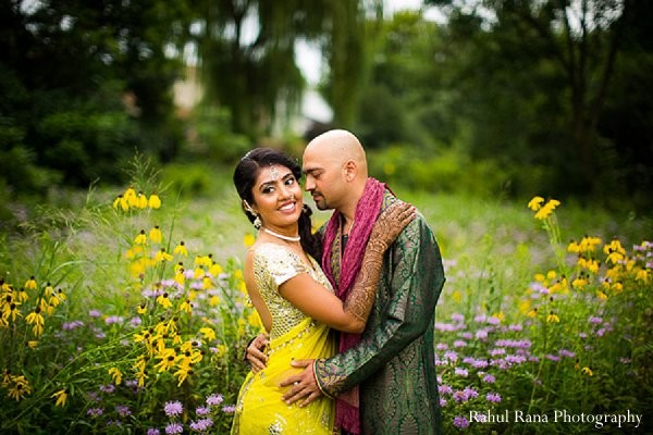 Mehndi party in Bartlett, IL Indian Wedding by Rahul Rana Photography