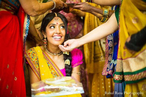 Pithi in Bartlett, IL Indian Wedding by Rahul Rana Photography