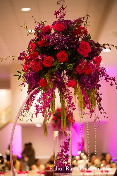 Floral and decor in Bartlett, IL Indian Wedding by Rahul Rana Photography