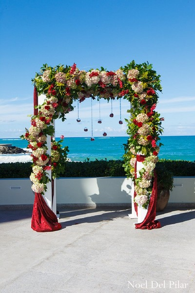 Floral and decor in san juan puerto rico destination for Acanthus decoration puerto rico