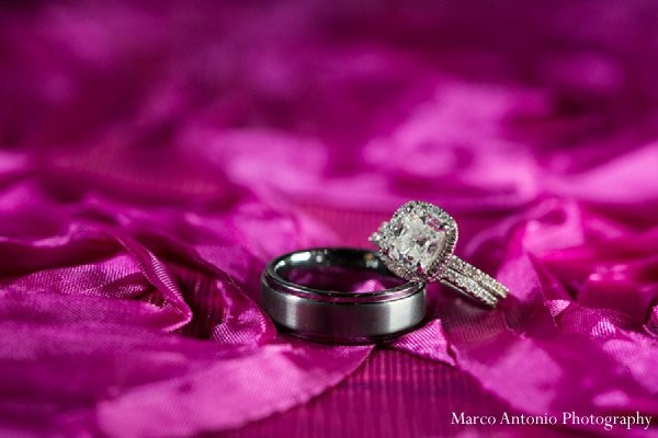 Bridal jewelry in Rosemont, IL Indian Wedding by Marco Antonio Photography