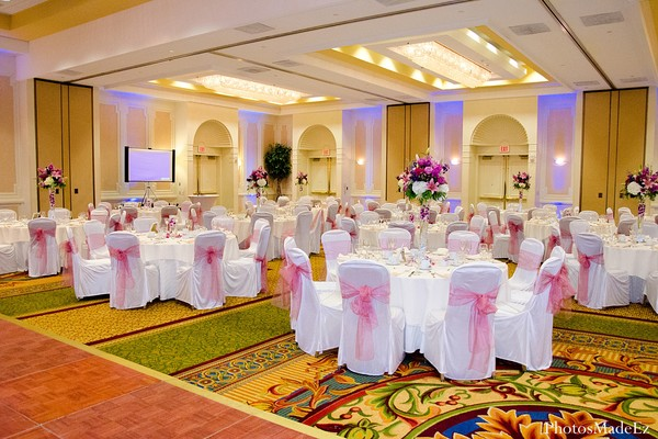 Reception in Park Ridge, NJ Indian Wedding by PhotosMadeEz