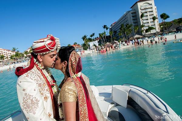 Beach Weddingindian Wedding Portraitsportraits Of Indian Weddingportraits Bride
