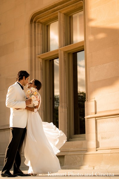 Portraits in Newport, RI Indian Wedding by Kumari Photo and Cinema
