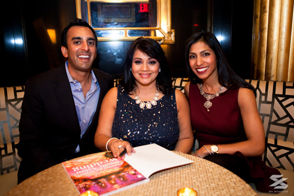 Book launch party in 3 Essential Tips for Indian Weddings by Sonal J Shah