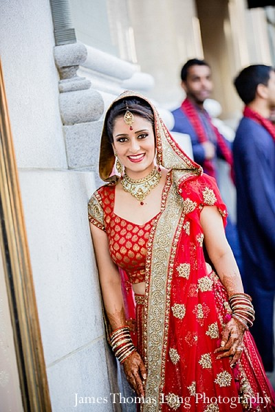 Portraits in San Francisco, CA Indian Wedding by James Thomas Long Photography