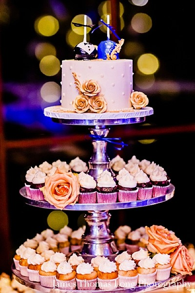 Cakes and treats in San Francisco, CA Indian Wedding by James Thomas Long Photography