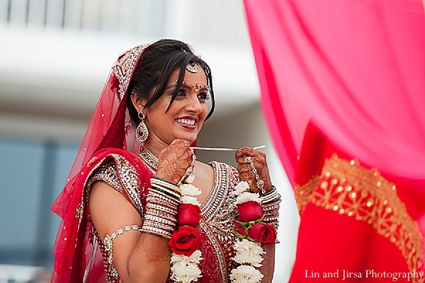 Ceremony in san diego ca indian wedding by lin and jirsa for Indian jewelry in schaumburg il