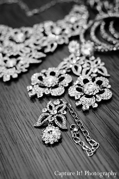 Bridal jewelry in Johannesburg, South Africa Indian Wedding by Capture It! Photography