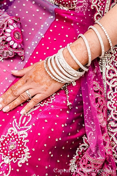 Getting ready in Johannesburg, South Africa Indian Wedding by Capture It! Photography
