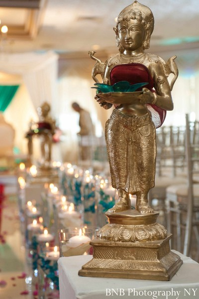 Ceremony in New Rochelle, NY Indian Wedding by BNB Photography NY