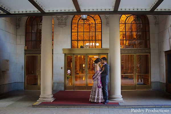 Portraits in Fresno, CA Indian Wedding by Paisley Productions