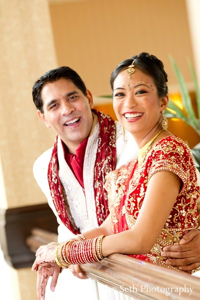 Portraits in Long Island, NY Indian Fusion Wedding by Jay Seth Photography