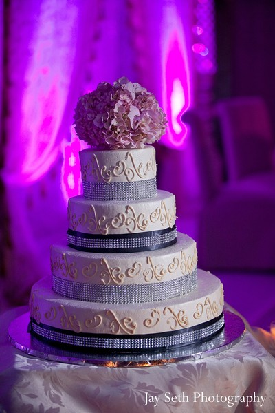 Cakes and treats in Long Island, NY Indian Fusion Wedding by Jay Seth Photography