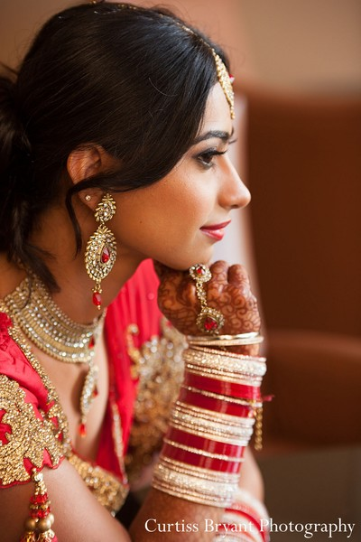 Portraits in Orlando, FL Indian Wedding by Curtiss Bryant Photography