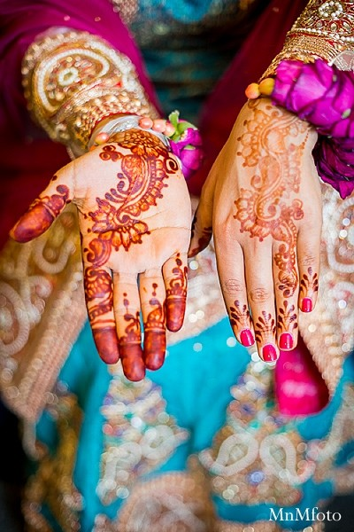Mehndi in Chantilly, VA Pakistani Wedding by MnMfoto