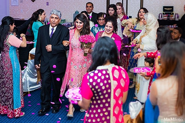 Ceremony in Chantilly, VA Pakistani Wedding by MnMfoto