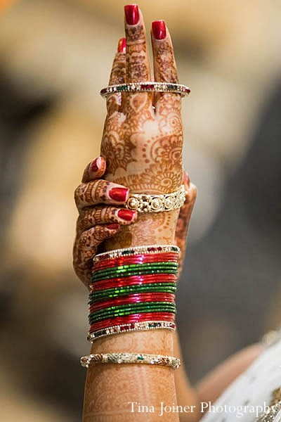 Bridal jewels in Colorado Springs, CO Indian Fusion Wedding by Tina Joiner Photography