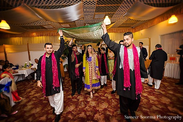 Sangeet in Fremont,CA Pakistani Wedding by Sameer Soorma Photography