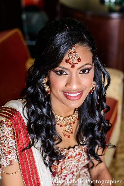 Fantastic Garfield Nj Indian Fusion Wedding By Mike Landis Photographer Hairstyle Inspiration Daily Dogsangcom