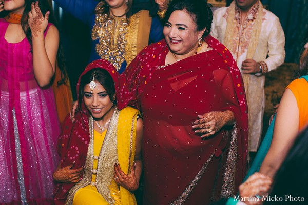 Sangeet in Dallas, TX Indian Wedding by Martina Micko Photo