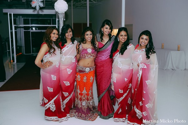 Reception in Dallas, TX Indian Wedding by Martina Micko Photo