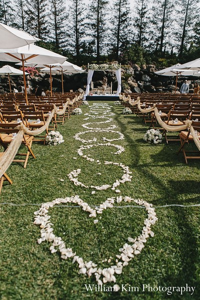 Ceremony in Westlake Village, CA Indian Wedding by William Kim Photography