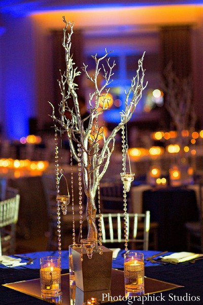 Floral & Decor in Vienna, VA Indian Wedding by Photographick Studios