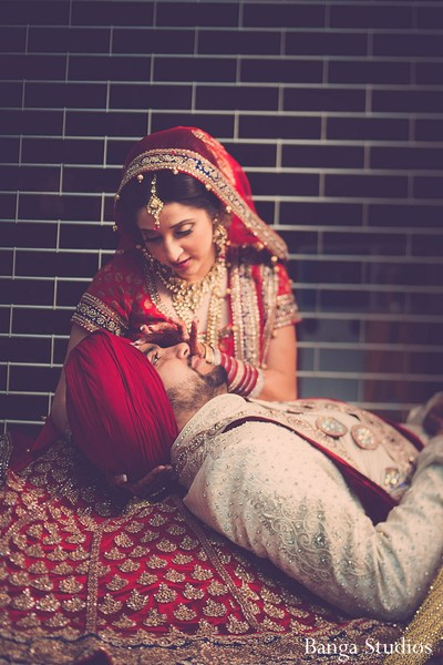 Portraits in Toronto, Canada Indian Wedding by Banga Studios